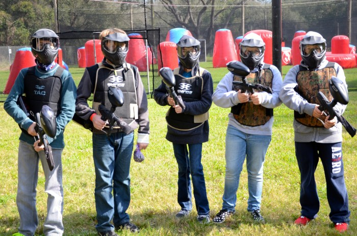 kids paintball party tampa