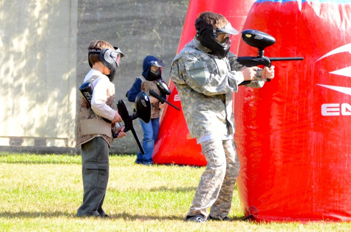paintball party tampa florida