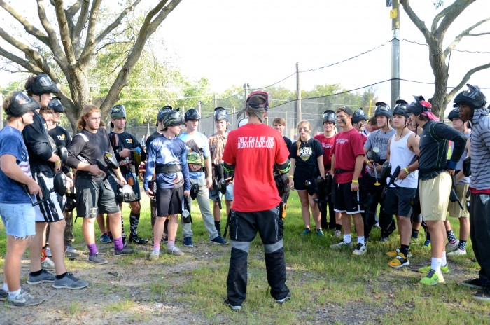 tampa florida paintball parties