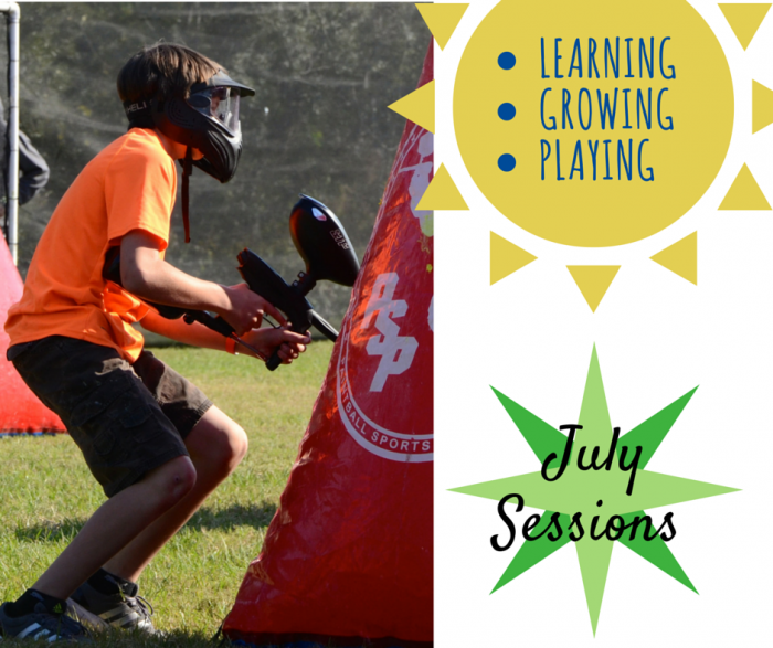 July 2019 Summer Camps in Tampa, Florida Paintball Camp