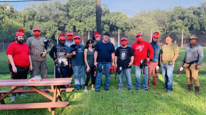 corporate events paintball tampa florida