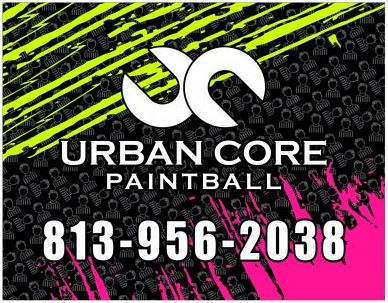 Urban Core Paintball | Tampa's Family Friendly Paintball Park